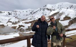 Федор Емельяненко отдыхает перед боем против Митриона