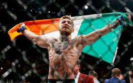Конор Макгрегор интересен в качестве соперника для легендарного бойца UFC