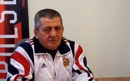 Абдулманап Нурмагомедов: Для меня Геннадий Головкин - почти идеальный боец