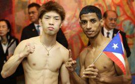 Самый молодой чемпион — Косей Танака победил грозного проспекта Акосту
