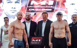 [ПРЕВЬЮ] M-1 Challenge 79: Александр Шлеменко - Брэндон Хэлси 2