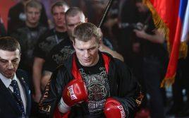 Определился следующий соперник Александра Поветкина, им станет украинец Андрей Руденко