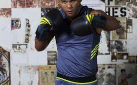 Тренировочная одежда для бокса и ММА — Adidas Speed Line