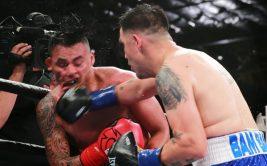 Брэндон Риос успешно вернулся на ринг