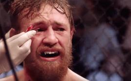 Конор Макгрегор был нокаутирован в боксерском спарринге