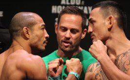 Результат и видео боя. UFC 212: Жозе Альдо - Макс Холлоуэй