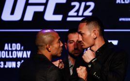 Где и когда смотреть онлайн бой. Прямая трансляция UFC 212: Жозе Альдо — Макс Холлоуэй