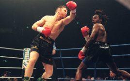 Спустя 21 год Найджел Бенн и Стив Коллинз согласились провести третий бой