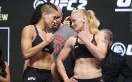 [ПРЕВЬЮ] Аманда Нуньес - Валентина Шевченко, UFC 213