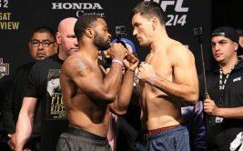 [ПРЕВЬЮ] Тайрон Вудли - Демиан Майя, UFC 214