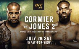 Новости ММА. [ПРЕВЬЮ] Даниэль Кормье - Джон Джонс 2, UFC 214