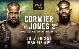 [ПРЕВЬЮ] Даниэль Кормье — Джон Джонс 2, UFC 214