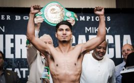 Гарсия: Уничтожу Бронера и стану лучшим бойцом P4P