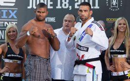 Pride,Strikeforce, UFC, кажется, что эти двое неизбежно встречаются на всех крупнейших аренах мира, спустя чуть более 10 лет старые знакомые столкнуться вновь, теперь на UFC 213 8 Июля.