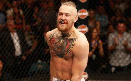 Конор Макгрегор побоялся встретиться взглядом с легковесом UFC