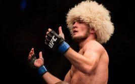 Хабиб Нурмагомедов - Тони Фергюсон 4 ноября на UFC 217