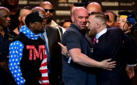 Дана Уайт: Не думаю, что бойцы UFC в дальнейшем вновь будут драться с боксерами