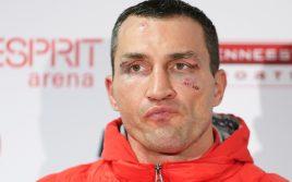 Майк Тайсон: Владимир Кличко входит в десятку лучших боксеров всех времен