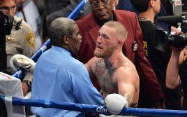 Белью: Макгрегор будет драться с Малиньяджи в следующем году