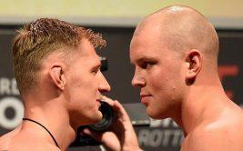 Где и когда смотреть онлайн UFC Fight Night 115. Александр Волков - Стефан Штруве