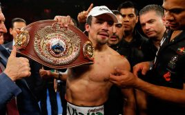 Хуан Мануэль Маркес объявил о завершении боксерской карьеры