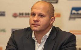 Федор Емельяненко должен немедленно завершить карьеру