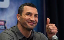 Владимир Кличко объявил о завершении боксерской карьеры!