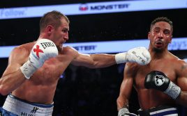 Ковалев: Хочу провести третий бой с Уордом