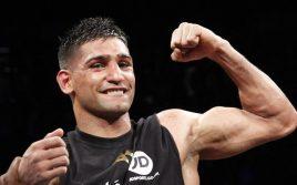 Амир Хан: Извините за мою неактивность, скоро вернусь на ринг