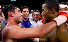 Феликс Тринидад призывает Де Ла Хойю провести матч-реванш