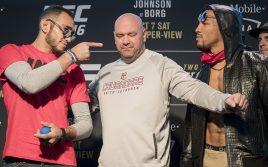 [ПРЕВЬЮ] Тони Фергюсон — Кевин Ли, UFC 216