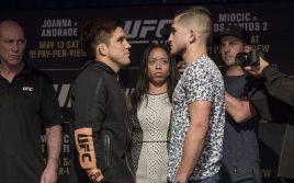 Серхио Петтис — Генри Сехудо, бой на UFC 218