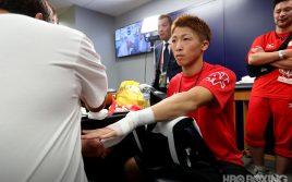 Наоя Иноуэ выйдет на ринг 30 декабря, соперник известен