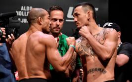 Жозе Альдо - Макс Холлоуэй 2, бой на UFC 218