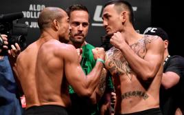 Жозе Альдо — Макс Холлоуэй 2, бой на UFC 218