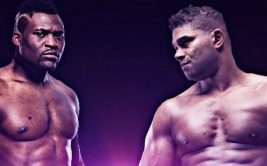 Фрэнсис Нганну - Алистар Оверим, бой на UFC 218