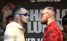 Конор Макгрегор - Тони Фергюсон 30 декабря на UFC 219?