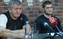 Отец Хабиба назвал лучшего бойца России и сказал, как побить Барбозу