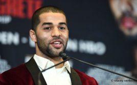 Садам Али: Проведу защиту титула в первом среднем весе
