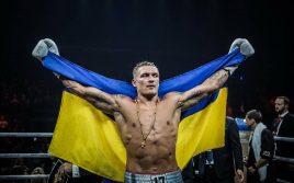 Александр Усик: Немного позже поднимусь в супертяжелый вес и покажу всем, насколько я хорош