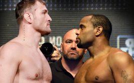 Стипе Миочич - Даниэль Кормье 7 июля на UFC 226