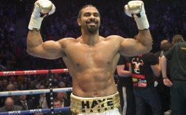 Промоутер Хэя: Дэвид хочет сразиться за титул чемпиона мира в супертяжелом весе