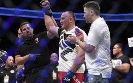 Алексей Олейник: UFC в России — быть и это ещё далеко не самая последняя новость!