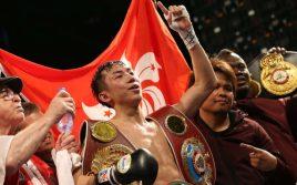 Рекс Тсо поборется за титул WBO, если Наоя Иноуэ покинет второй наилегчайший вес