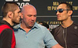 Хабиб Нурмагомедов - Тони Фергюсон 7 апреля на UFC 223?