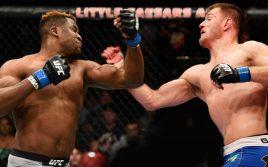 Результат: Фрэнсис Нганну — Стипе Миочич, UFC 220