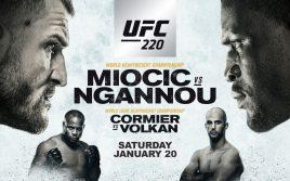 Результат: Даниэль Кормье — Волкан Оздемир, UFC 220