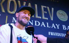 Михалкин: Поражение от Уорда стало сильной мотивацией для Ковалева