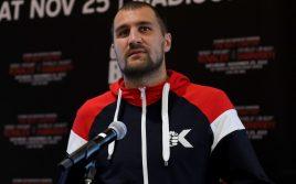 Кэти Дува рассказала с кем Сергей Ковалев может провести следующий бой