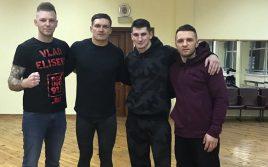 Александр Усик похвалил Алексея Папина